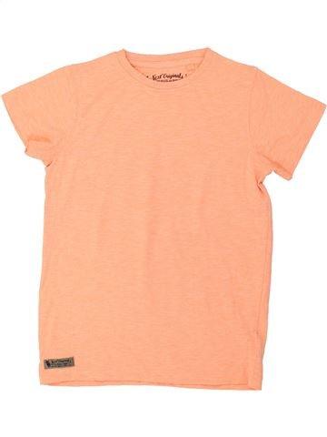 T-shirt manches courtes garçon NEXT beige 9 ans été #1274591_1