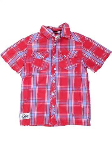 Camisa de manga corta niño TU rosa 8 años verano #1274642_1