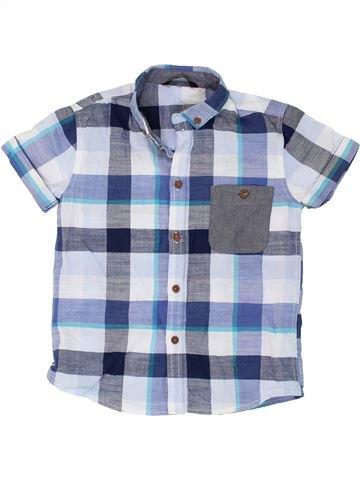 Camisa de manga corta niño GEORGE azul 5 años verano #1274753_1
