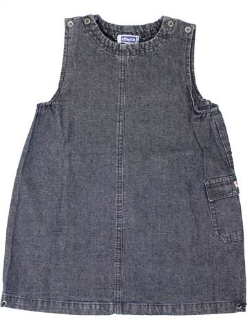 Vestido niña CHICCO azul 2 años verano #1275085_1