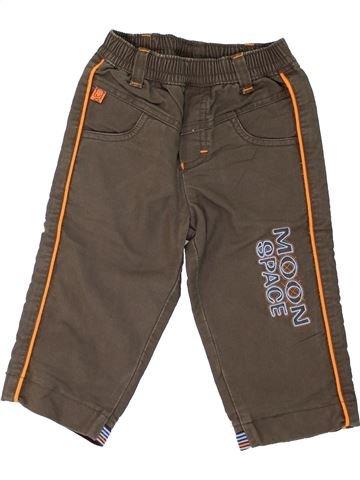 Pantalón niño MAYORAL marrón 12 meses invierno #1275353_1