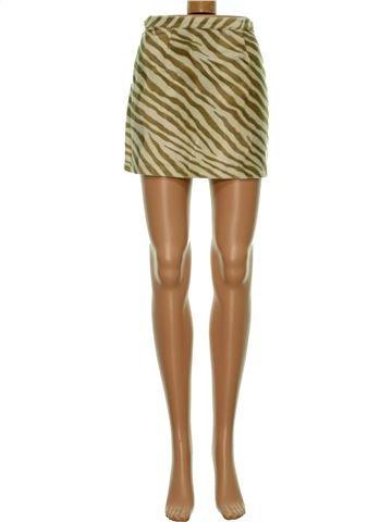 Falda mujer BENETTON 36 (S - T1) invierno #1275528_1