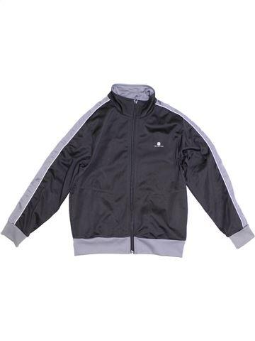 Sportswear garçon DOMYOS gris 10 ans hiver #1275584_1