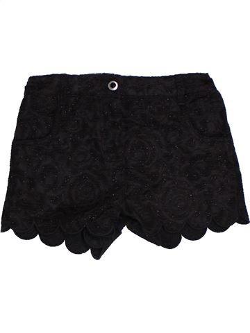 Short - Bermuda fille TU noir 7 ans hiver #1275656_1