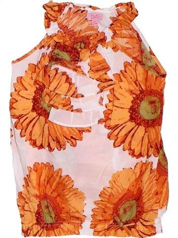 Blusa de manga corta niña OVS naranja 7 años verano #1275723_1