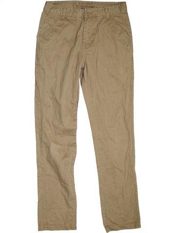 Pantalon garçon DUNNES STORES beige 13 ans hiver #1275758_1