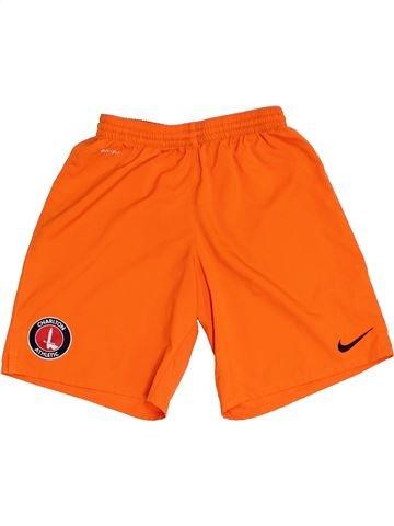 Short - Bermuda garçon NIKE orange 13 ans été #1275919_1
