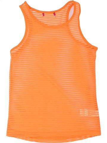 T-shirt sans manches fille PRIMARK orange 9 ans été #1275920_1