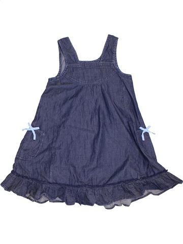 Robe fille MOTHERCARE bleu 5 ans été #1275995_1