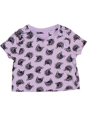 Camiseta de manga corta niña TU blanco 3 años verano #1276053_1