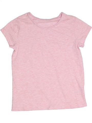 Camiseta de manga corta niña GEORGE rosa 11 años verano #1276292_1