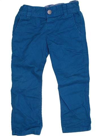 Tejano-Vaquero niño MARKS & SPENCER azul 3 años verano #1276339_1