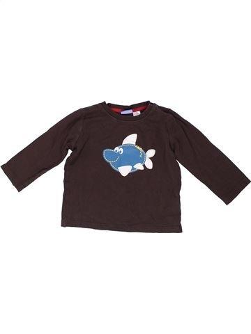 Camiseta de manga larga niño LUPILU beige 3 años invierno #1276745_1