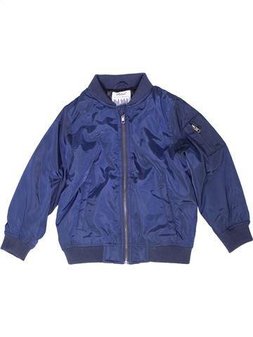 Cazadora niño PRIMARK azul 7 años invierno #1278640_1