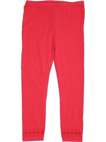 Legging niña GEMO rojo 10 años verano #1278807_1