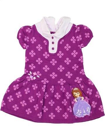 Vestido niña DISNEY violeta 2 años invierno #1280644_1