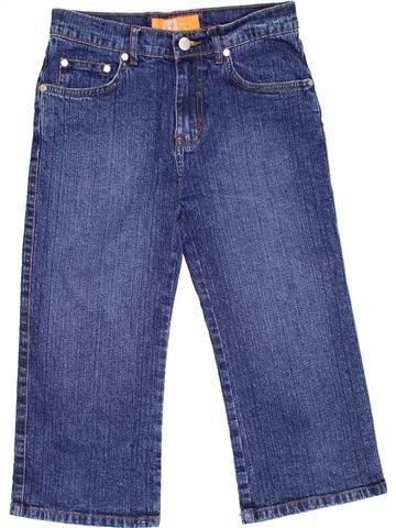 Pantalón corto niña ONE BY ONE azul 11 años verano #1280688_1