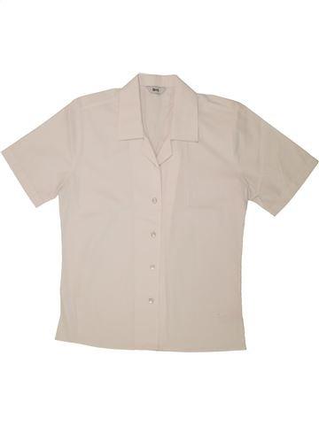 Blusa de manga corta niña BHS blanco 11 años verano #1280801_1