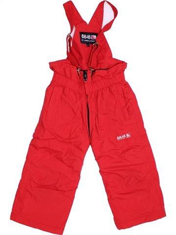 Ski unisexe 8848 rouge 2 ans hiver #1281719_1