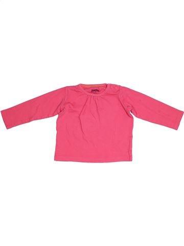 Camiseta de manga larga niña LUPILU rosa 2 años invierno #1281973_1