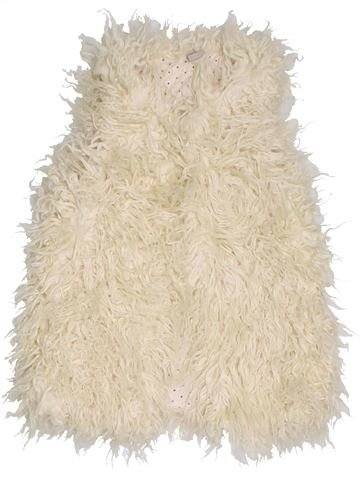 Gilet fille TU beige 4 ans hiver #1282052_1