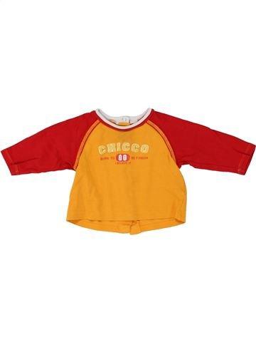 Camiseta de manga larga niño CHICCO rojo 6 meses invierno #1282229_1