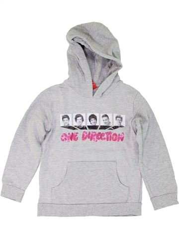 Sweat fille ONE DIRECTION blanc 10 ans hiver #1283890_1