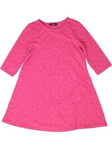 Camisón niña GEORGE rosa 8 años invierno #1284158_1