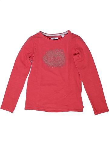 Camiseta de manga larga niña OKAIDI rosa 8 años invierno #1285096_1