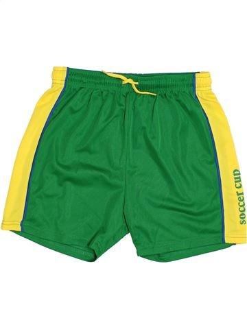 Short de sport garçon ALIVE vert 12 ans été #1285225_1