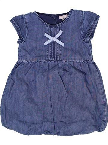Robe fille GRAIN DE BLÉ bleu 2 ans été #1285562_1