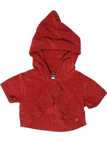 Chaleco niña JEAN BOURGET rojo 8 años invierno #1285847_1