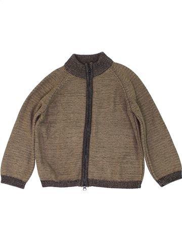 Chaleco niño MOTHERCARE marrón 5 años invierno #1285992_1
