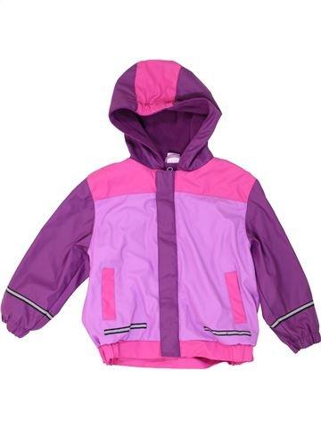 Ski fille KIKI & KOKO violet 4 ans hiver #1286240_1