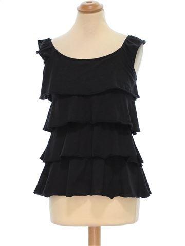 Camiseta sin mangas mujer AMISU XS verano #1286337_1