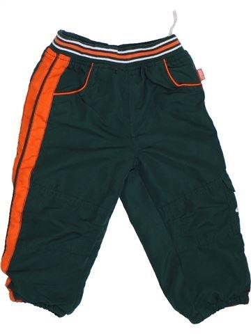 Pantalon garçon BABY vert 2 ans hiver #1287085_1