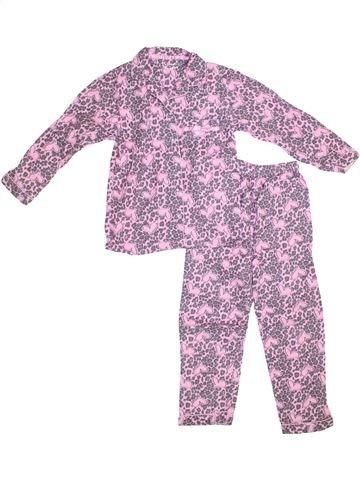 Pyjama 2 pièces fille PRIMARK gris 8 ans hiver #1287439_1