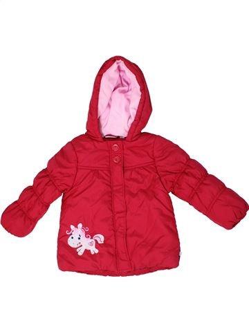 Abrigo niña LIEGELIND rojo 3 años invierno #1289447_1