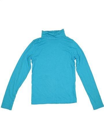 Camiseta de cuello alto niña ALIVE azul 12 años invierno #1290381_1
