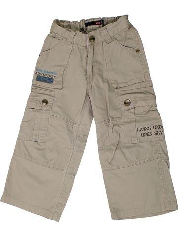 Pantalon garçon NAME IT gris 2 ans été #1290391_1