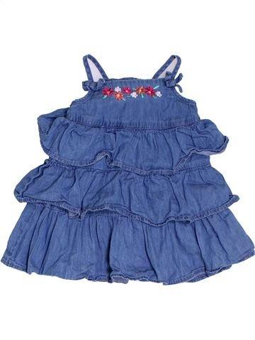 Robe fille MINOTI bleu 2 ans été #1290435_1