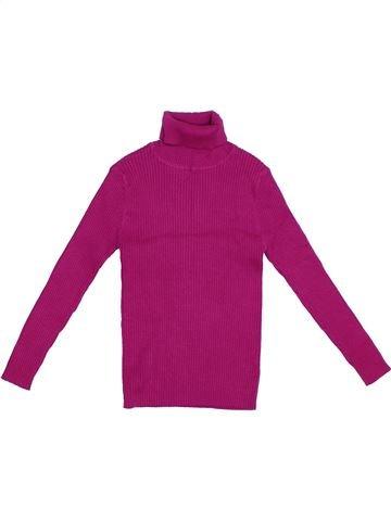 jersey niña JOHN LEWIS violeta 5 años invierno #1292722_1