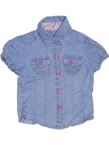 Blusa de manga corta niña MOTHERCARE azul 3 años verano #1292866_1