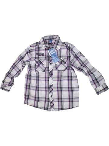 Chemise manches longues garçon DOPODOPO bleu 8 ans hiver #1294388_1