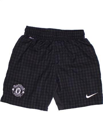 Pantalon corto deportivos niño NIKE azul oscuro 12 años verano #1294622_1