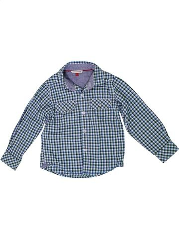 Camisa de manga larga niño JOHN LEWIS azul 4 años invierno #1294793_1