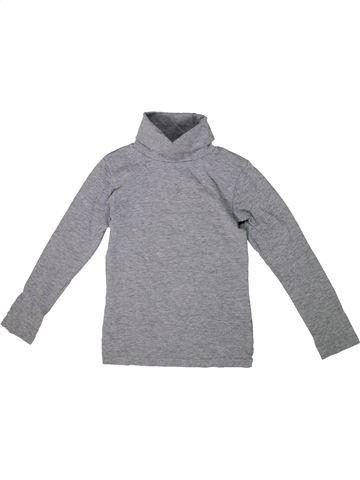 Camiseta de cuello alto niño ALIVE gris 8 años invierno #1295055_1