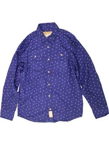 Camisa de manga larga niño PRIMARK azul 13 años invierno #1295398_1