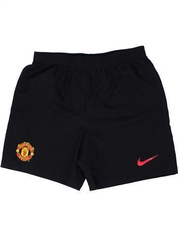 Pantalon corto deportivos niño NIKE negro 8 años verano #1295772_1