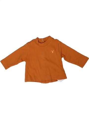 Camiseta de manga larga niño CHICCO marrón 6 meses invierno #1296184_1